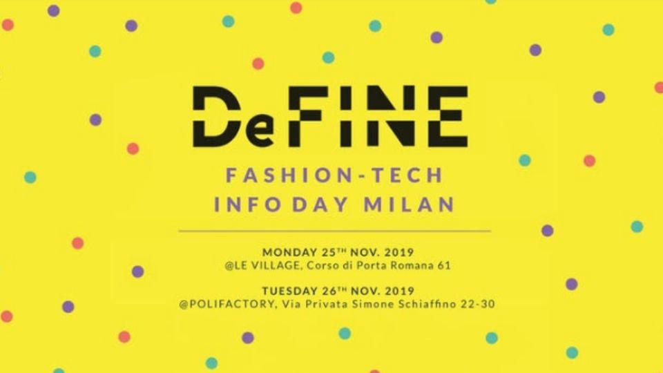 La tecnologia nel settore fashion